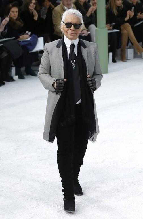 ... elegante Anzüge ... (© Keystone)