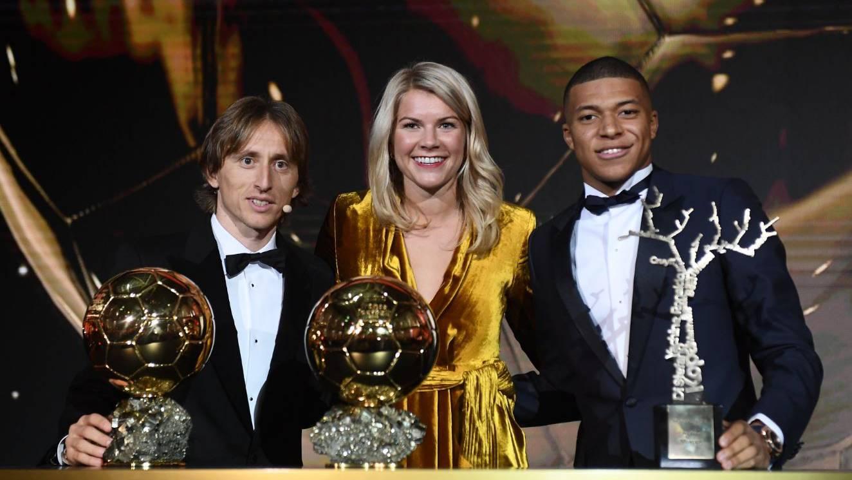 Luka Modric gewinnt erstmals Ballon d'Or