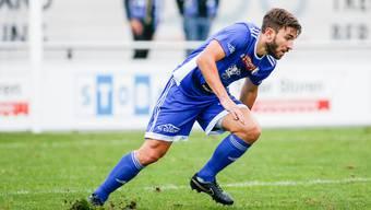 Ist mit seinem Team auswärts gefordert: Stefano Milani und der FC Wohlen treffen auf die zweite Mannschaft der Luzerner.