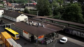 Der Mann befand sich auf den Gleisen beim Bahnhof Liestal.