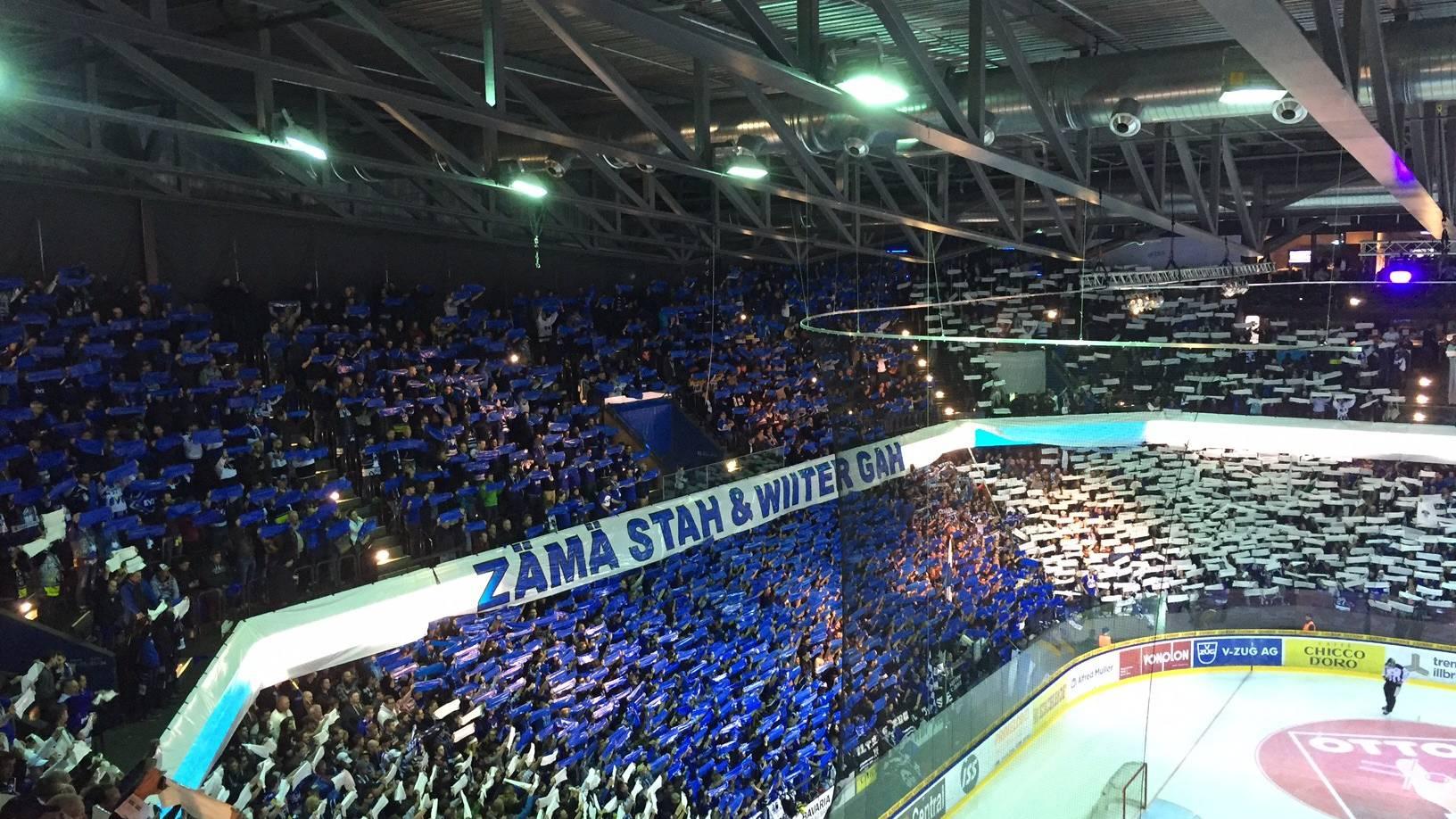Eishockey live: EVZ-SCB 1:5*