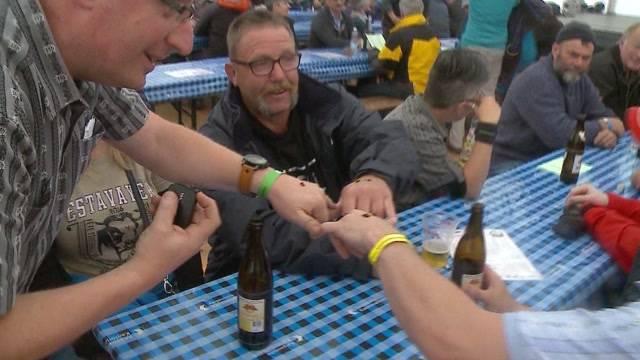 Bäumige Stimmung am 111. Kantonalschwingfest