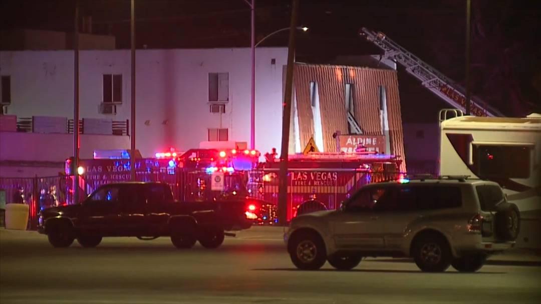 Wegen Backofen? 6 Tote bei Brand in Wohnhaus