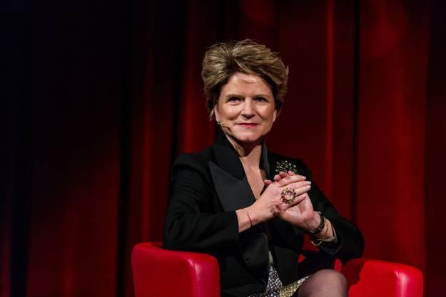 Marie-Gabrielle Ineichen-Fleisch, Staatssekretärin und Direktorin des Staatssekretariats für Wirtschaft