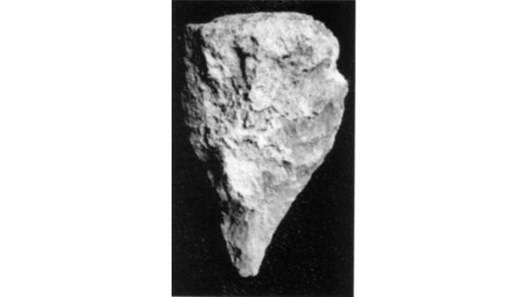 1954 wurde in Schlieren ein Faustkeil entdeckt. Das Stück dürfte rund 100 000 Jahre alt sein. Es handelt sich um den bisher ältesten in der Schweiz gefundenen Gegenstand.