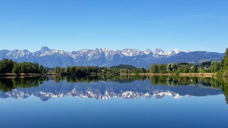 S'Oberland isch dopplet schön!