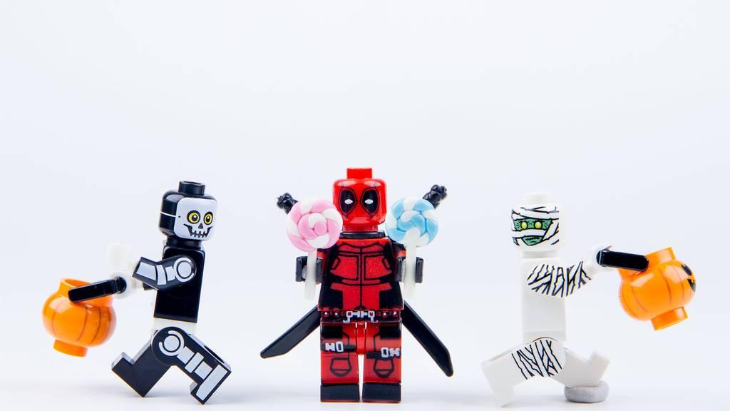 Deadpool gibt's bald in harmlos