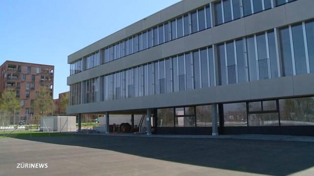 Schulhaus Blumenfeld 13 Mio. Franken günstiger
