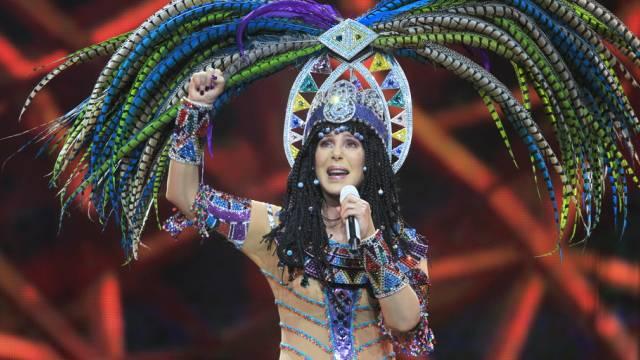 Cher an einem Konzert am 23. April 2014 in Buffalo (Archiv)
