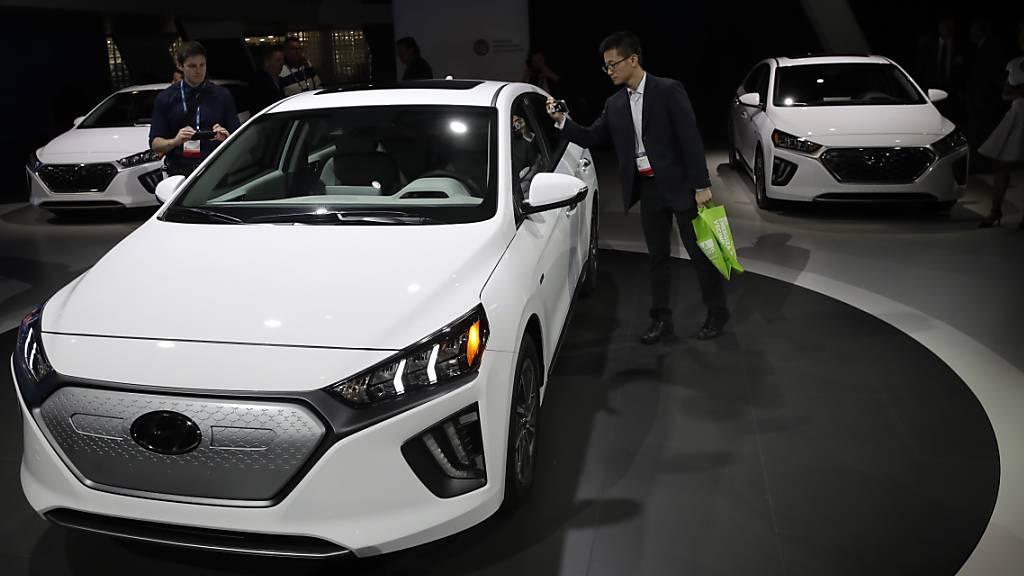 Hyundai und Kia investieren in britischen E-Fahrzeugbauer