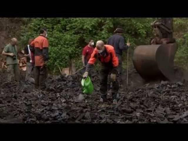 Erklärvideo: Wie funktioniert ein Kohlenmeiler?