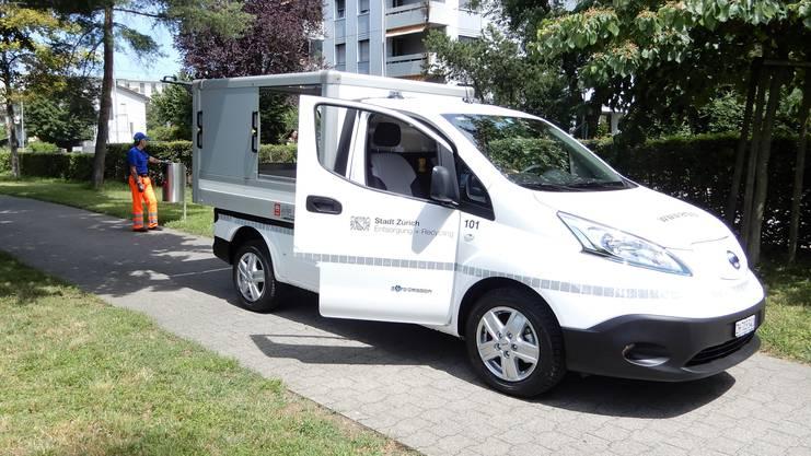 Die neuen Fahrzeuge sind umweltschonender und leiser.
