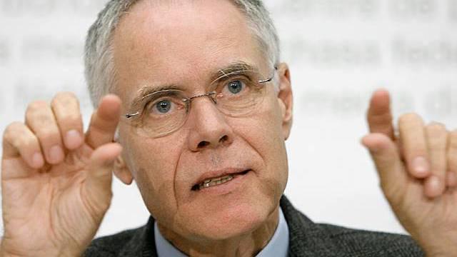 Emissionshandel verknüpfen: Leuenberger