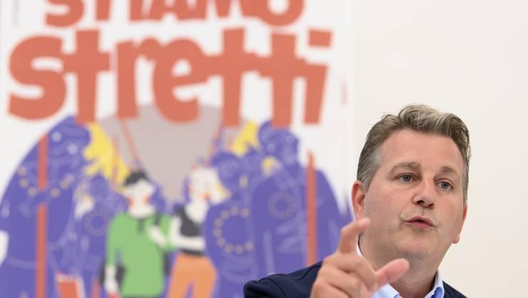 Der neue Präsident der grössten Schweizer Partei könnte vielleicht schon bald aus der italienischsprachigen Schweiz stammen.