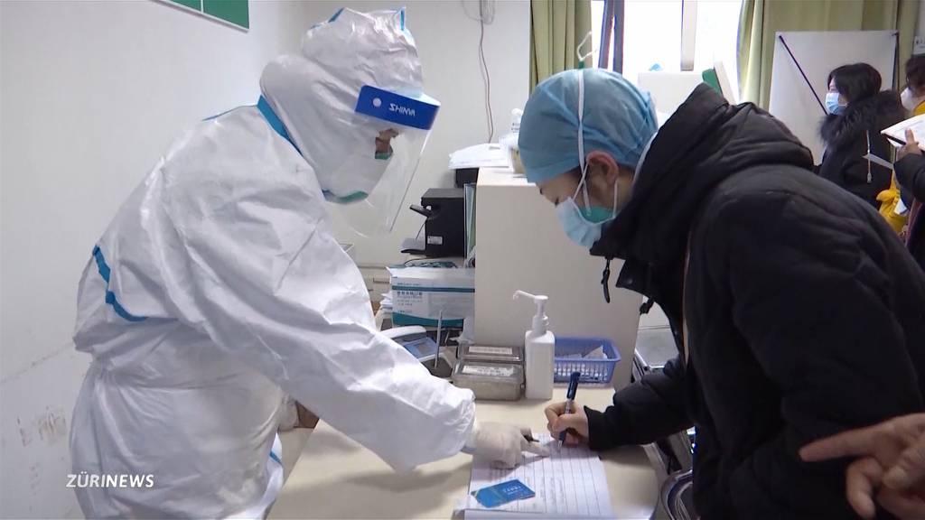 Coronavirus: China riegelt 11-Millionen-Stadt Wuhan ab