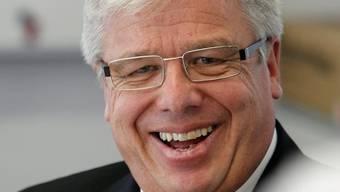 Peter Föhn muss immer noch auf seinen offiziellen Amtsantritt warten (Archiv)