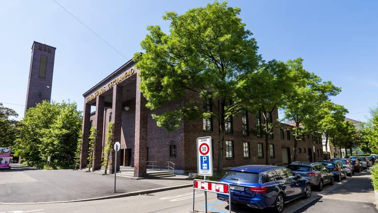 Das äussere Erscheinungsbild des ehemaligen Gemeindehauses Oekolampad in Basel wird sich kaum verändern.