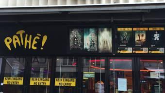 Auch die Pathé Kinos in Basel könnten an Wochentagen von spontanen Schliessungen betroffen sein.