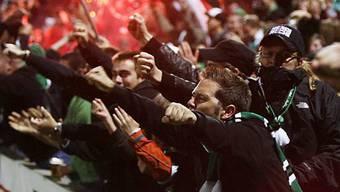 St. Galler Fans (18. Mai 2009)