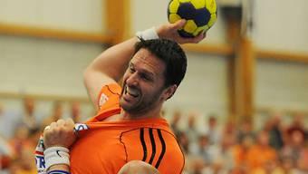 Ursic erzielte beim Sieg der Kadetten einen Treffer