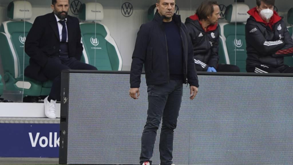 Flick will die Bayern zum Saisonende verlassen