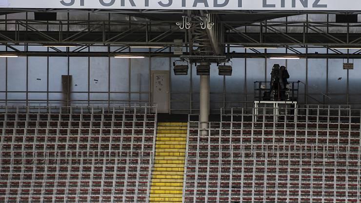 Verstoss gegen die Corona-Regeln in Österreich: Dem LASK Linz droht eine Strafe, die von Busse bis zum Anschluss aus der Meisterschaft reichen kann