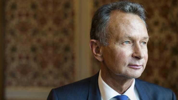 FDP-Präsident Philipp Müller: «Verbindung mit der SVP lohnt sich nicht»
