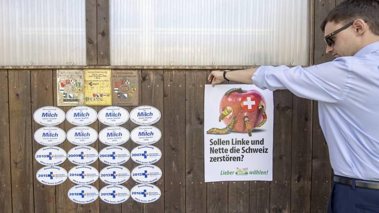 Weil der langjährige Fraktionschef Adrian Amstutz abtritt, fehlt der Berner SVP ein wichtiges Zugpferd für ihre Kampagne.