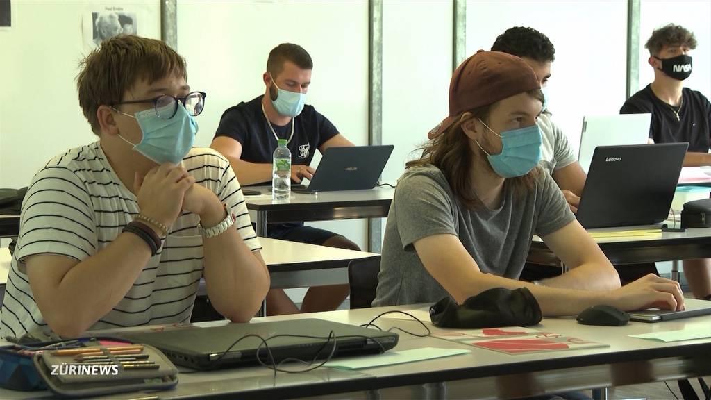 Für Zürcher Schüler gilt Maskenpflicht ausserhalb des Unterrichts