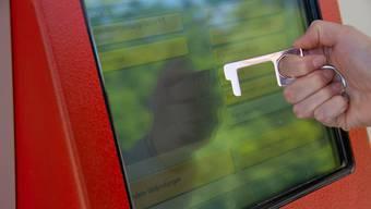 Der Schlüsselanhänger von notouchtool.de ist momentan äusserst beliebt.