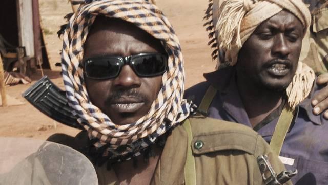 Sudanesische Soldaten