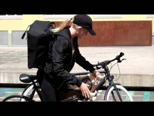 «Health Me»: Diese Lengnauerinnen liefern in der Stadt gesundes Zmittag mit dem Velo