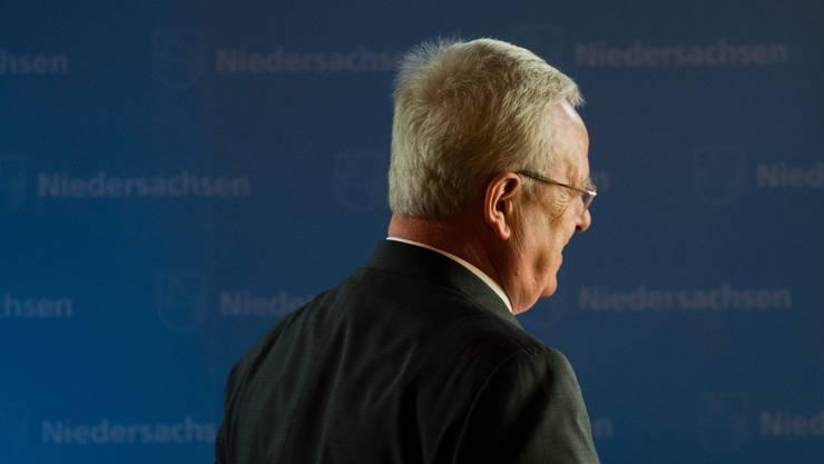 Bis zum Auffliegen des Skandals deutete alles darauf hin, dass Martin Winterkorns Vertrag am Freitag um zwei Jahre verlängert worden würde.