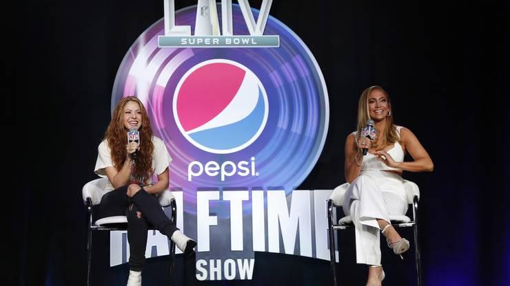 Wird Shakira bei der «Halftime Show» Playback singen? Wetten darauf sind möglich.