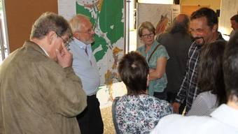 In Laufenburg wurde die Bevölkerung über die Gesamtrevision der Nutzungsplanung informiert.Auch der Kommunale Gesamtplan Verkehr und die Energieplanung stehen zur Diskussion.