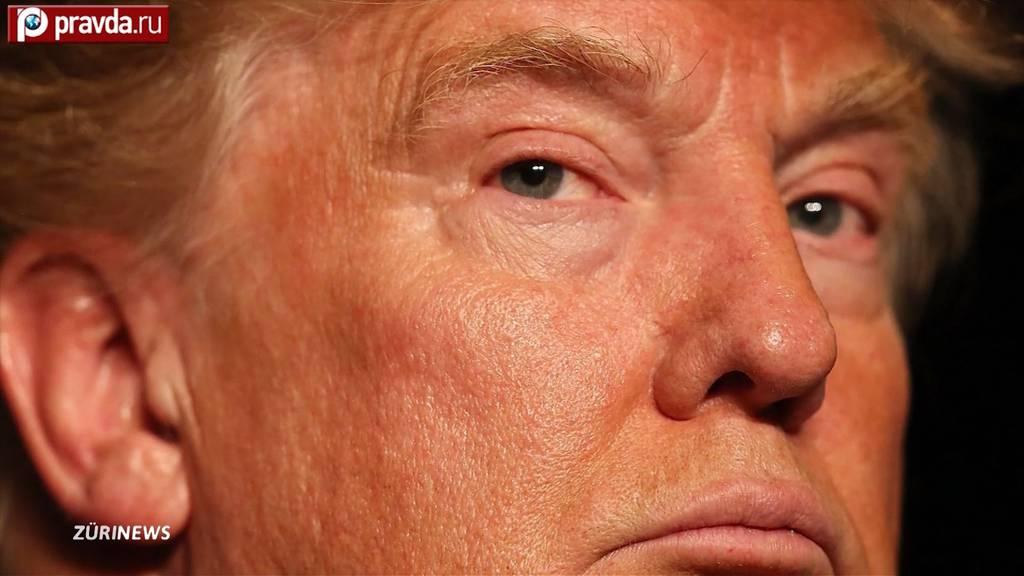Rätsel um Trumps orange Haut gelöst
