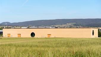 2014 wurde das Kräuterzentrum in Laufen eröffnet.