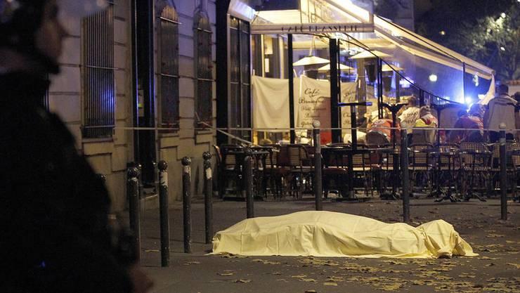 Das «Bataclan» wird am Freitag, 13. November 2015, zum Sinnbild für einen der schlimmsten Terrorangriffe in der Geschichte Frankreichs.