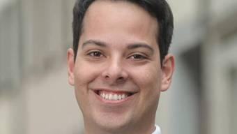 Luca Strebel übernimmt das Präsidium der CVP-Amteipartei.