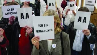 Zum Beispiel Anonyme Alkoholiker In Wohlen und Muri gibt es regelmässige Meetings. Absolute Verschwiegenheit ist oberstes Gebot in Selbsthilfegruppen.