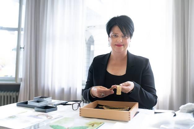 Marianne Rapp Ohmann, Geschäftsführerin Auktionshaus Rapp