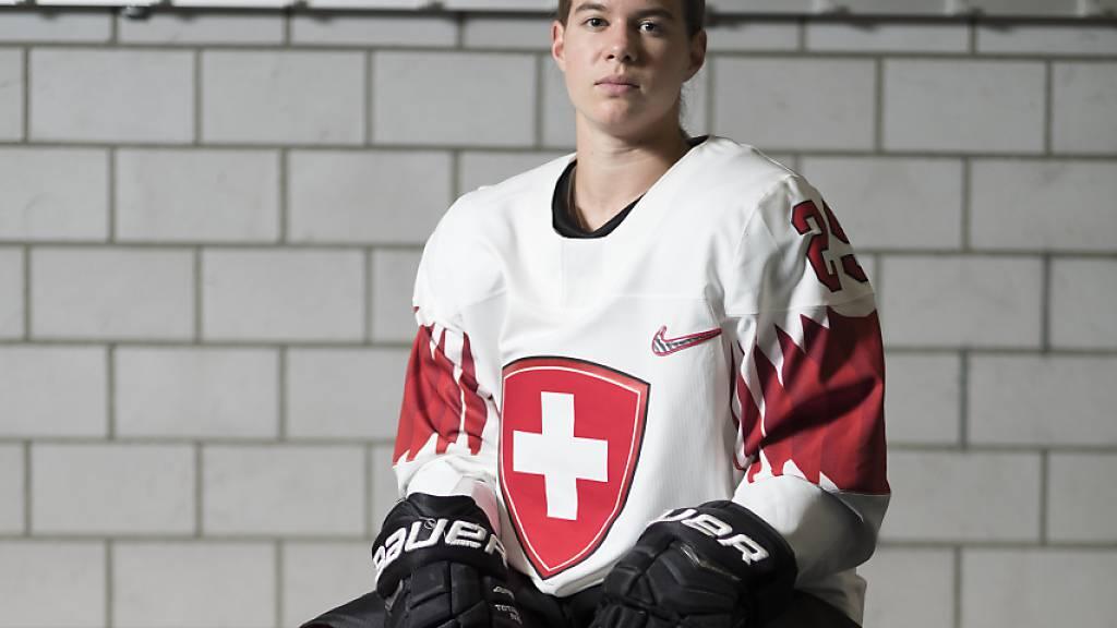 Pech für Alina Müller: Sie kann an der WM in Calgary nicht mehr spielen