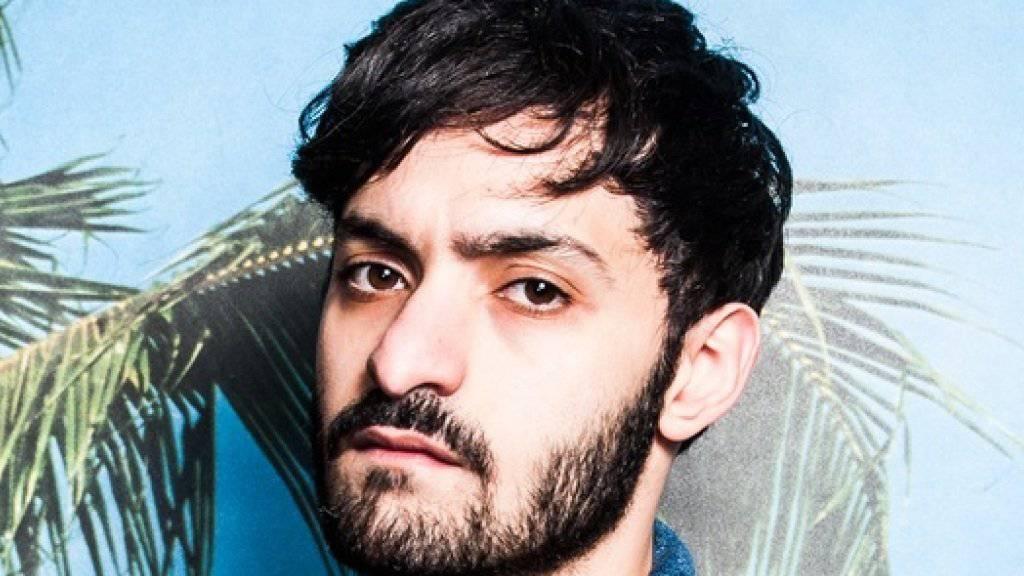 Ist er auf dem Sprung nach Hollywood? Der Zürcher Alireza Bayram spielt in der Erfolgs-Serie «Homeland» neben Claire Danes (zVg)