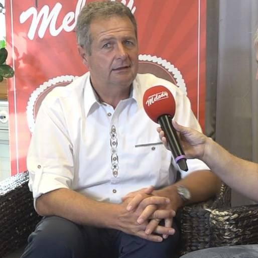 Kastelruther Spatz Norbert Rier zu Gast bei Radio Melody mit dem neuen Album «Älter werden wir später»