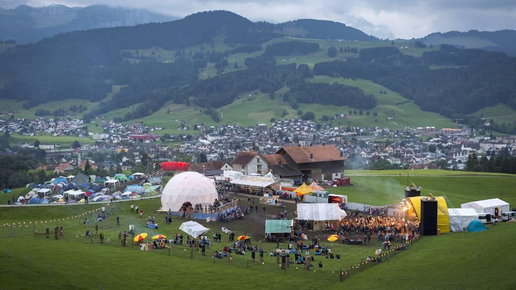 Festivalstimmung, Slow-Up und eine Zeitreise ins Mittelalter