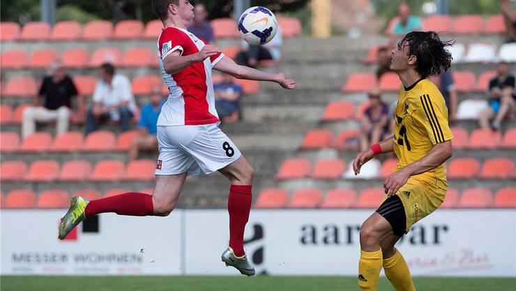 Hat Hannes Hunziker das coolste Tor des Jahres geschossen?