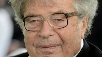 Der ungarische Schriftsteller György Konrad ist im Alter von 86 Jahren gestorben. (Archivbild)