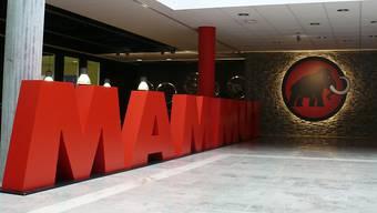 Der Hauptsitz von Mammut in Seon AG.