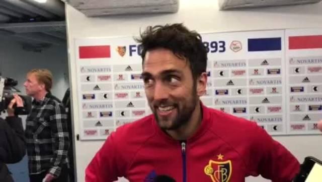Matias Delgado: «In den Ferien entschied ich mich weiter zu spielen.»