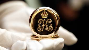 Golduhr von Kaiser Karl I.